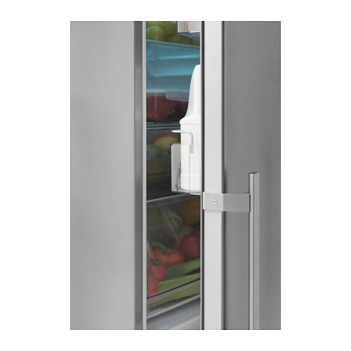 Empty Fridge Freezer Dynamisk Fridge/freezer a