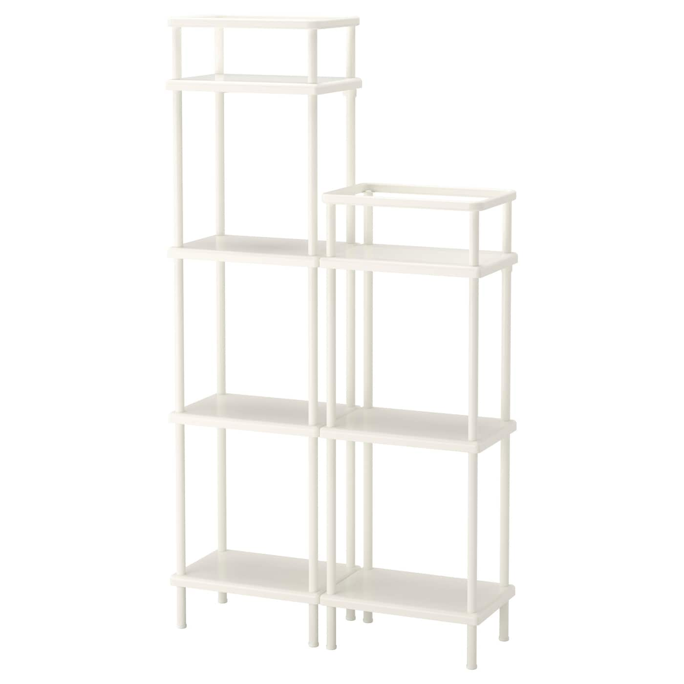 ladder connected wooden along brilliant corner regarding white the inviting bathroom shelves attractive storage on towel with