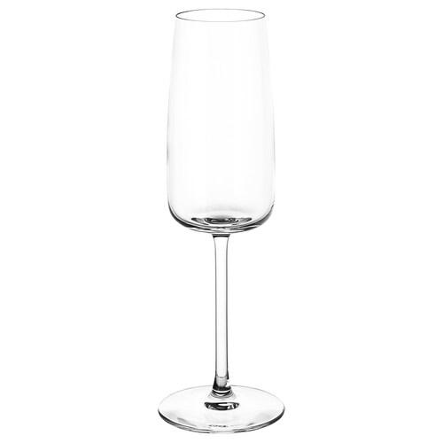 IKEA DYRGRIP Champagne glass
