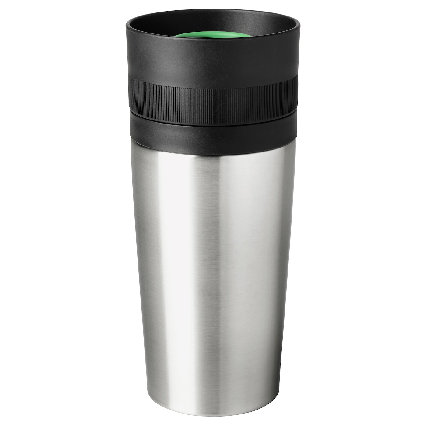 Efters kt travel mug stainless steel 35 cl ikea for Thermos caffe