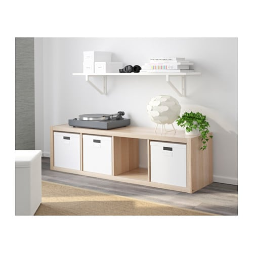 ekby sten ekby lerberg wall shelf white 119x28 cm ikea. Black Bedroom Furniture Sets. Home Design Ideas