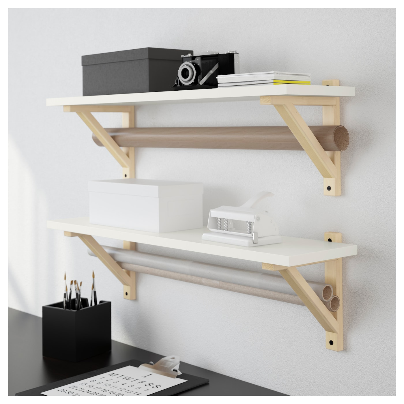 IKEA EKBY ÖSTEN shelf