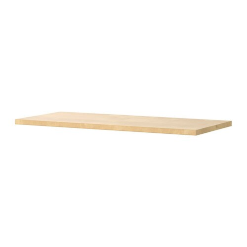 IKEA EKBY LAIVA shelf