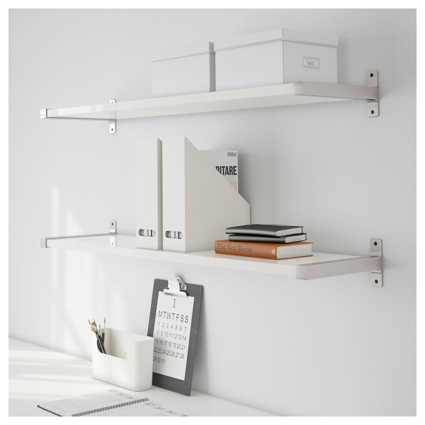 IKEA EKBY TONY shelf