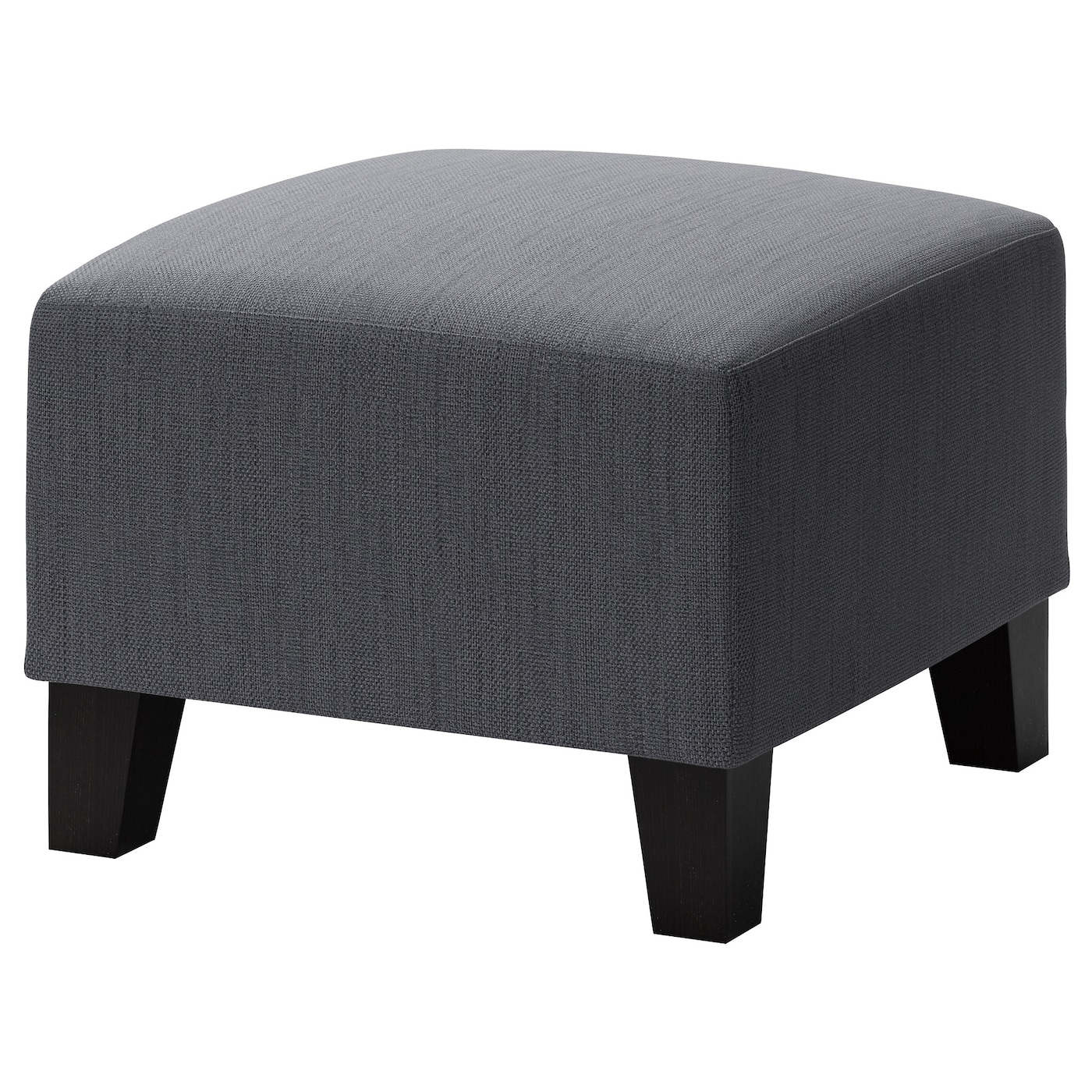 Great IKEA EKENÄS Footstool Hardwearing Cover Of Chenille Quality With A Slight  Sheen And A Soft Feel