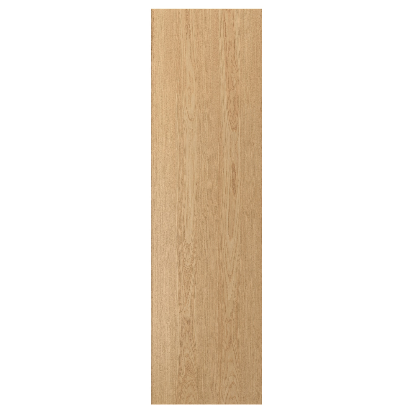 IKEA EKESTAD cover panel Visible variations in the wood grain give a warm, natural feeling.