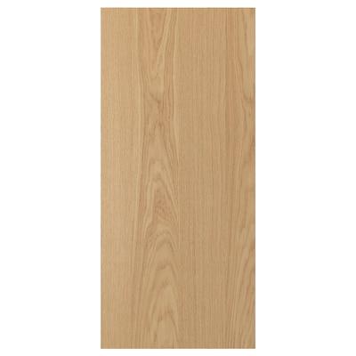 EKESTAD cover panel oak 39.0 cm 86.0 cm 1.3 cm