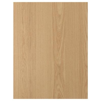 EKESTAD Cover panel, oak, 62x80 cm
