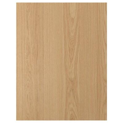 EKESTAD cover panel oak 61.5 cm 80.0 cm 1.3 cm