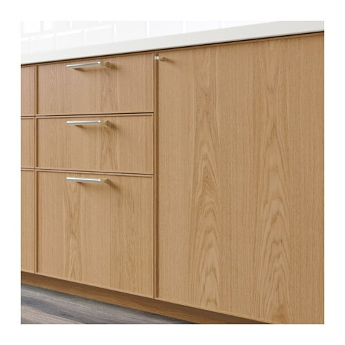 Ekestad door oak 60x80 cm ikea for Meuble 60x40