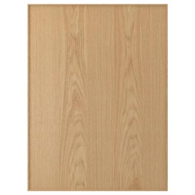 EKESTAD door oak 59.7 cm 80.0 cm 60.0 cm 79.7 cm 1.9 cm