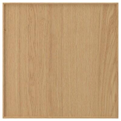 EKESTAD drawer front oak 39.7 cm 40 cm 40 cm 39.7 cm 1.9 cm