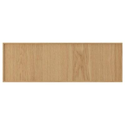 EKESTAD drawer front oak 59.7 cm 20 cm 60 cm 19.7 cm 1.9 cm