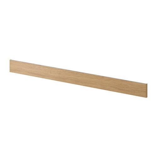 Ekestad Plinth Oak 220 X 8 Cm Ikea