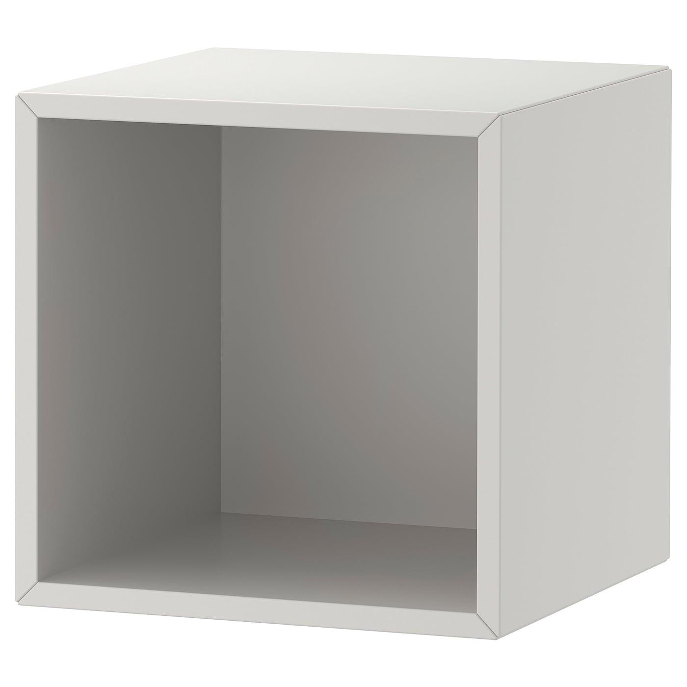 eket cabinet light grey 35 x 35 x 35 cm - ikea