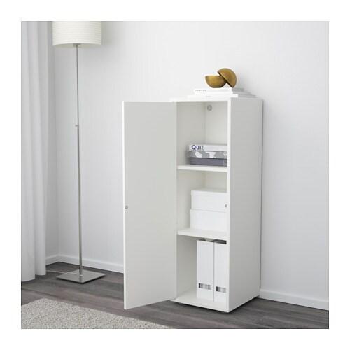 IKEA EKET Cabinet W Door And 2 Shelves