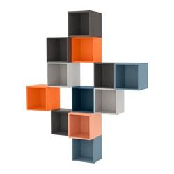 Ikea Eket Wallmounted Cabinet Combination