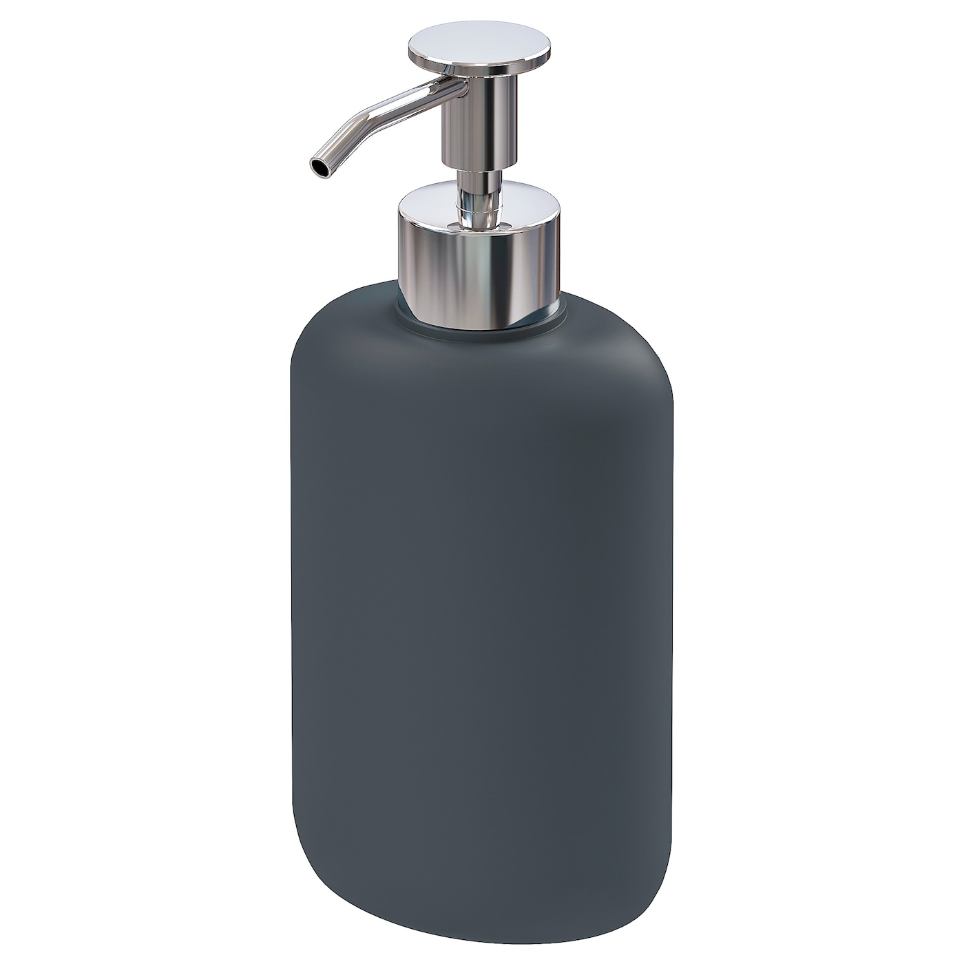 IKEA EKOLN soap dispenser Easy to refill as the dispenser has a wide opening.