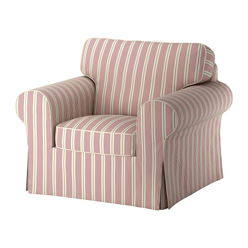 EKTORP Armchair cover IKEA The cover is easy to keep clean as it is removable and can be machine washed.