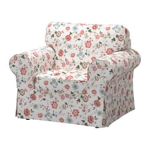 ektorp armchair videslund multicolour ikea. Black Bedroom Furniture Sets. Home Design Ideas