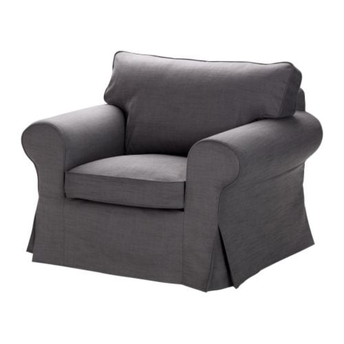 EKTORP Armchair IKEA Easy to keep clean; removable dry-clean cover.