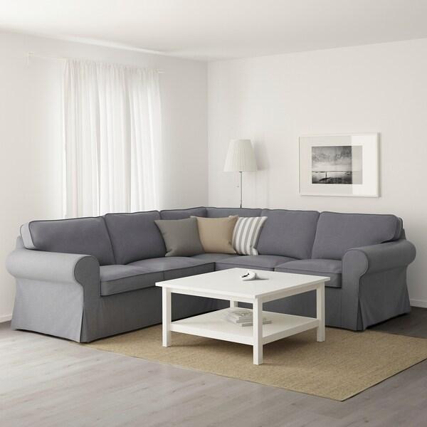 Rp Nordvalla Dark Grey Corner Sofa