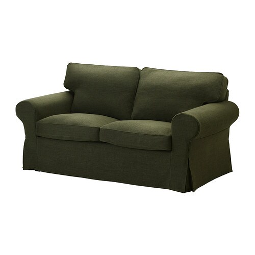 EKTORP Cover two-seat sofa IKEA