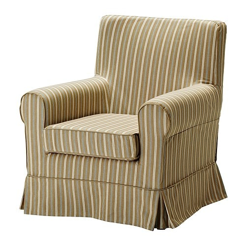 EKTORP JENNYLUND Armchair IKEA Easy to keep clean; removable, machine washable cover.