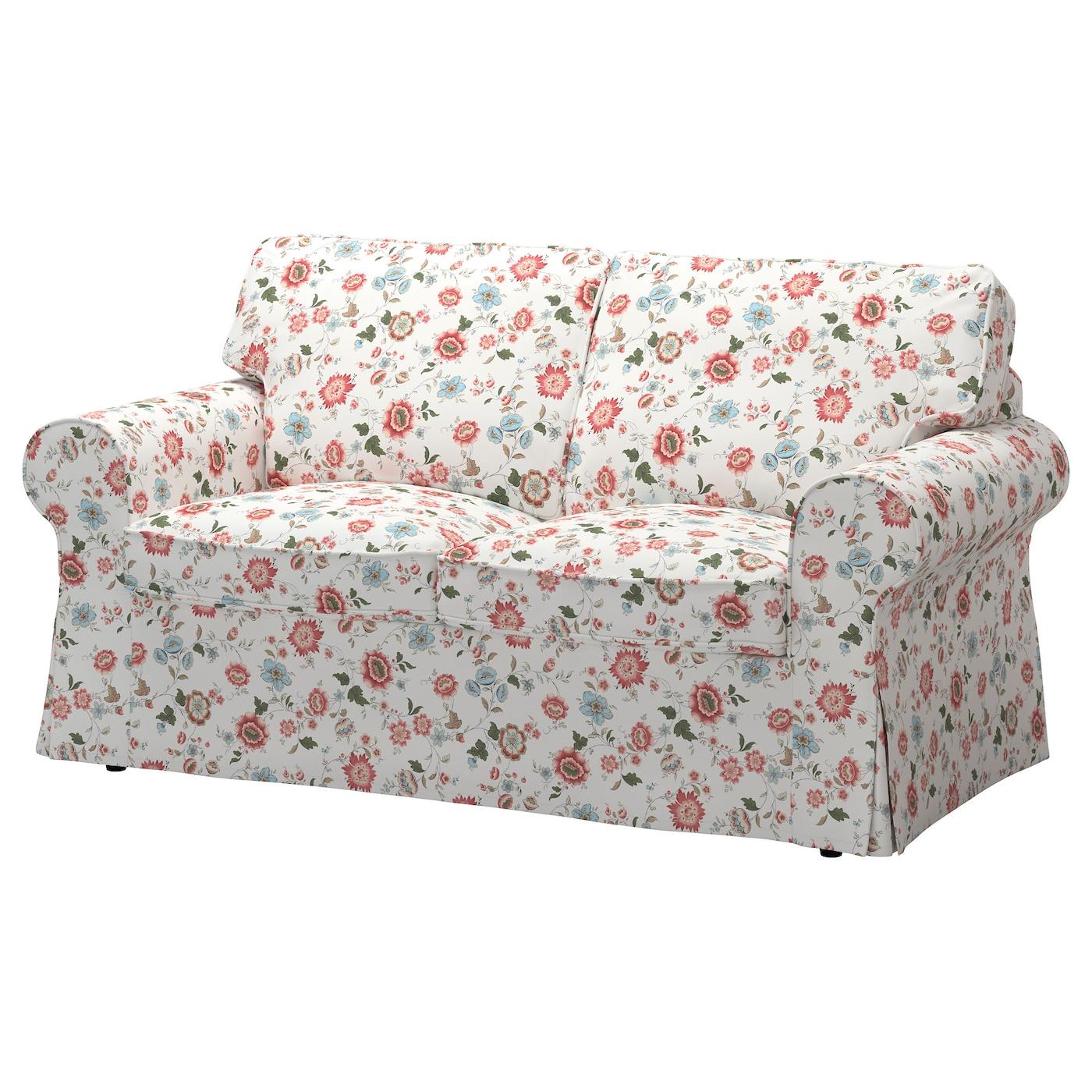 EKTORP Two seat sofa Videslund multicolour IKEA