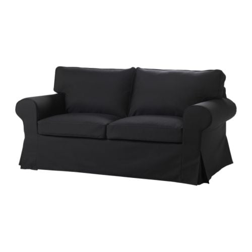 EKTORP Two-seat sofa IKEA Easy to keep clean; removable, machine washable cover.