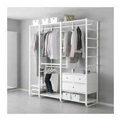 Attrayant IKEA ELVARLI 3 Sections