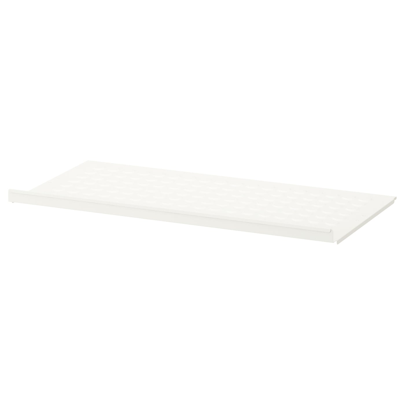Elvarli Shoe Shelf White 80×36 Cm Ikea