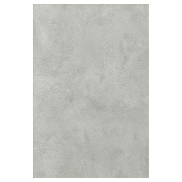 ENHET Door, concrete effect, 40x60 cm