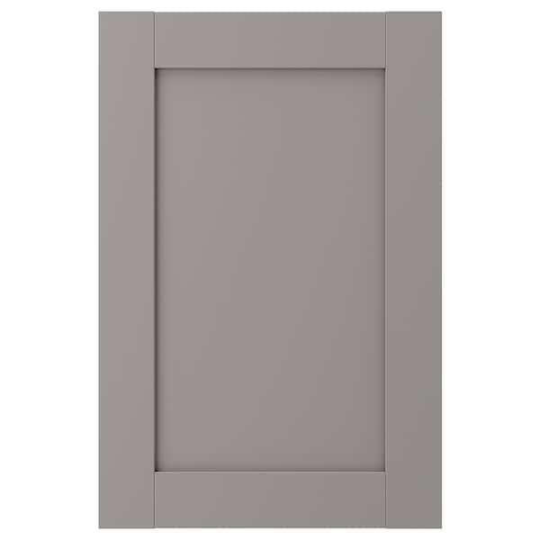 ENHET Door, grey frame, 40x60 cm
