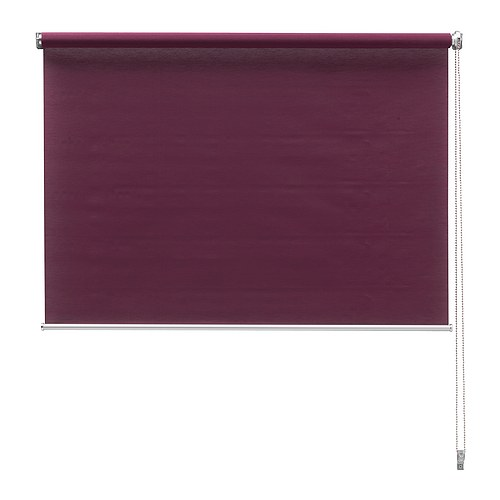 ENJE Roller blind IKEA Roller blind that filters the light; reduces reflections on TV and computer screens.