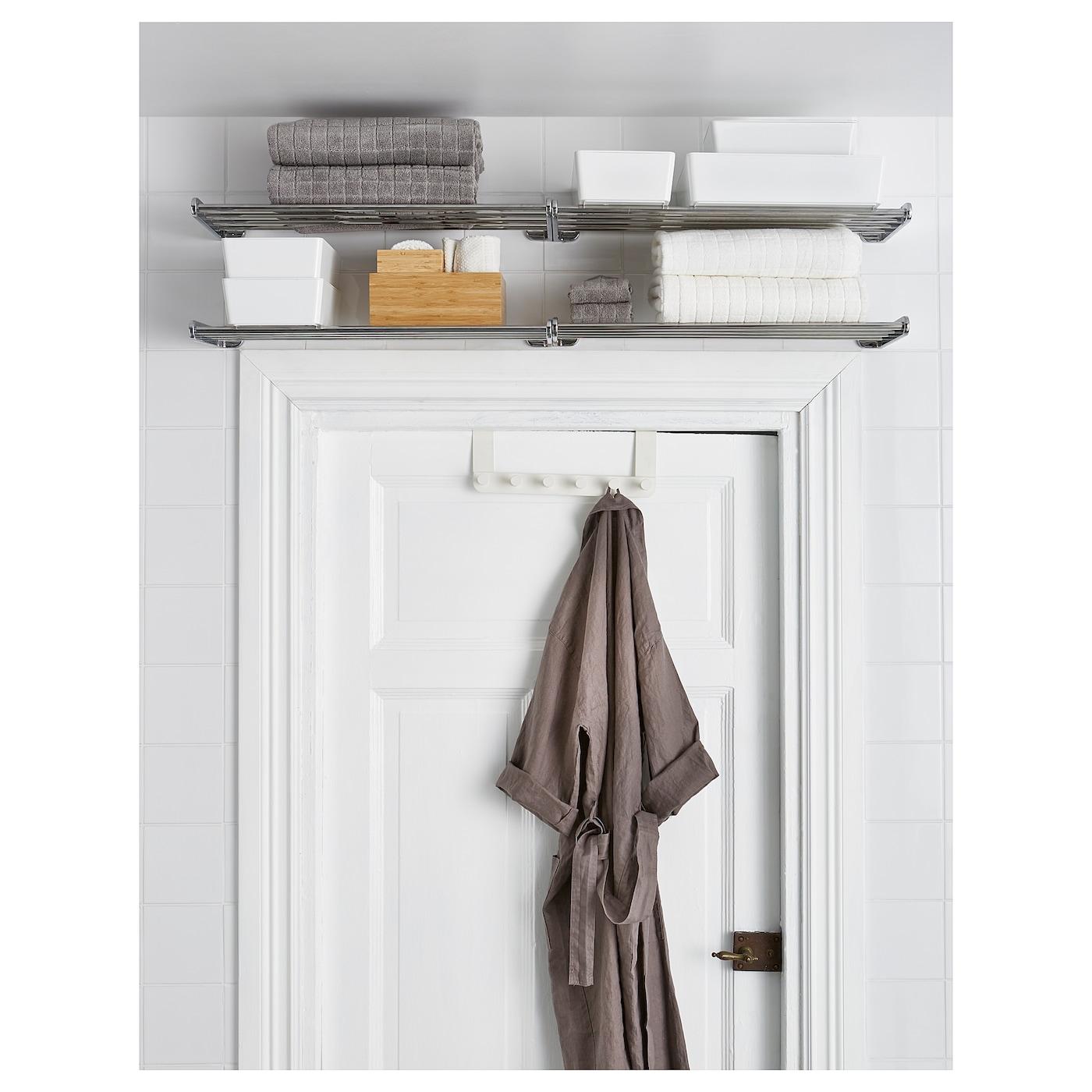 IKEA Enudden Knob White Hanger Hooks 2 Pack