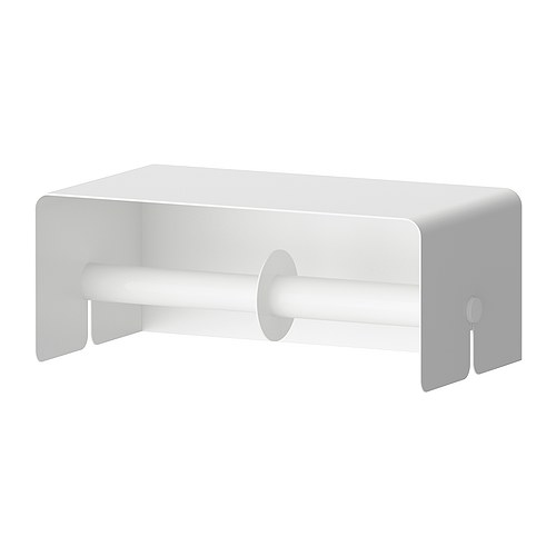 ENUDDEN Toilet roll holder, double IKEA