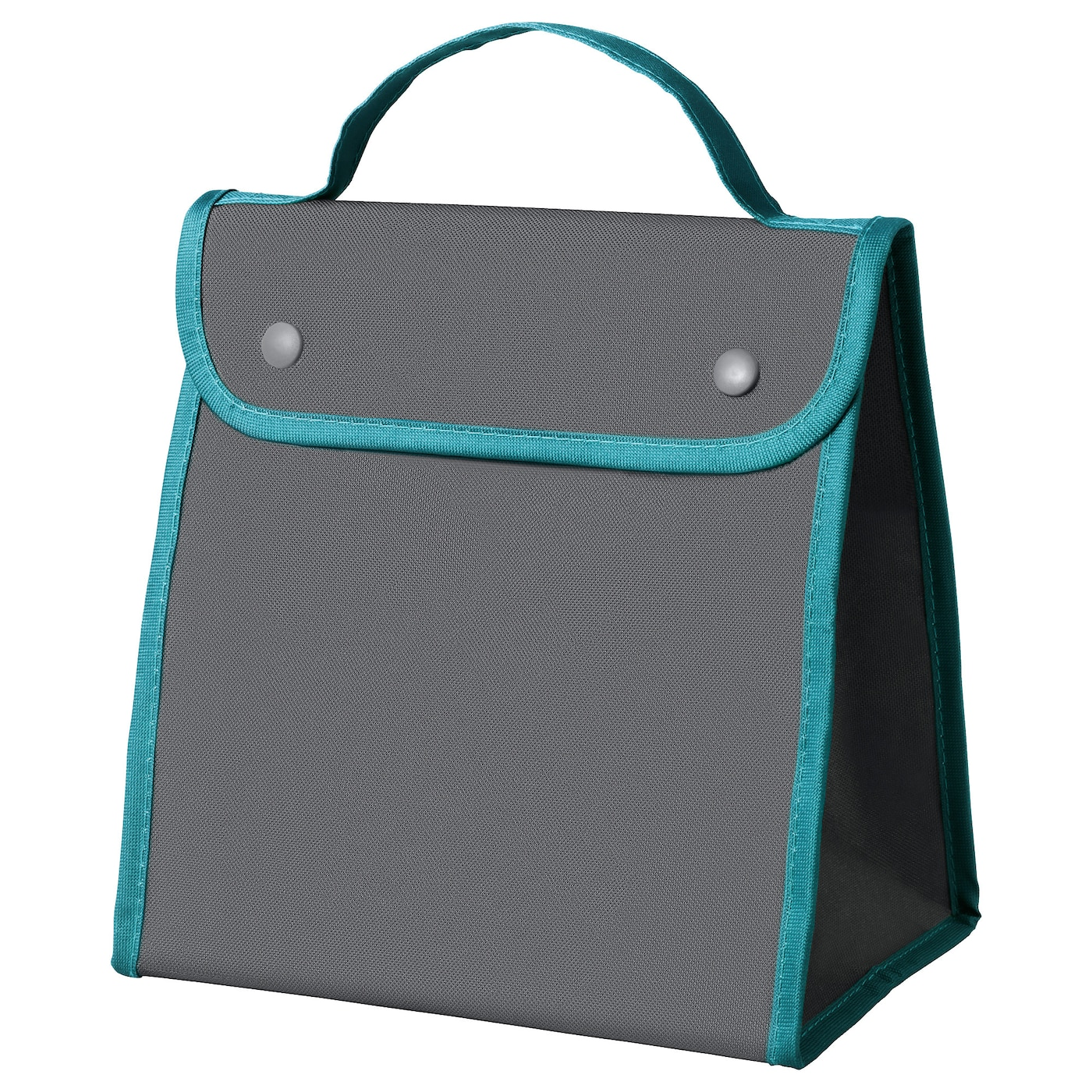 IKEA ERFORDERLIG lunch bag Foldable, which makes it easy to store.