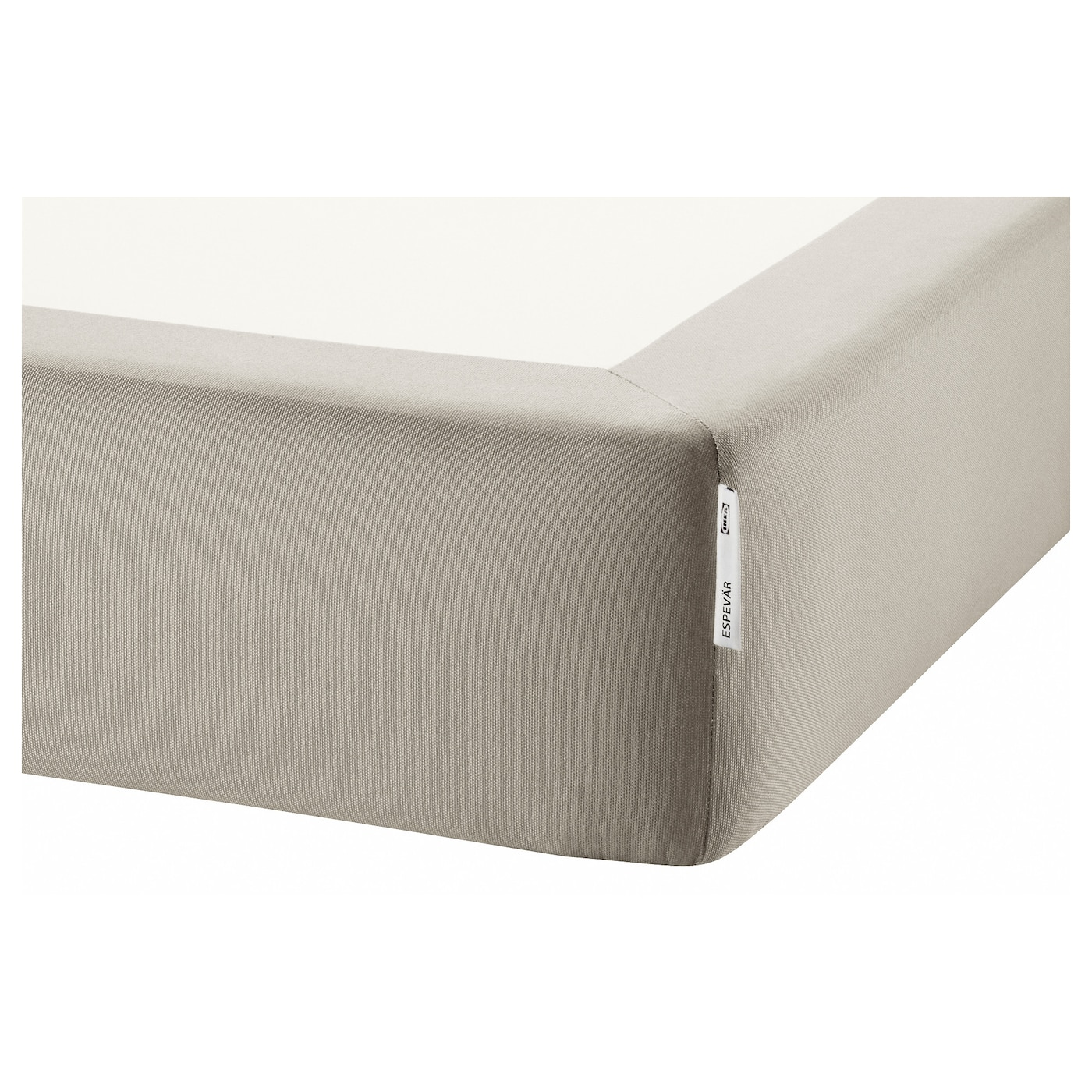 IKEA ESPEVÄR sprung mattress base Easy to transport, as the mattress base comes in a flat-pack.
