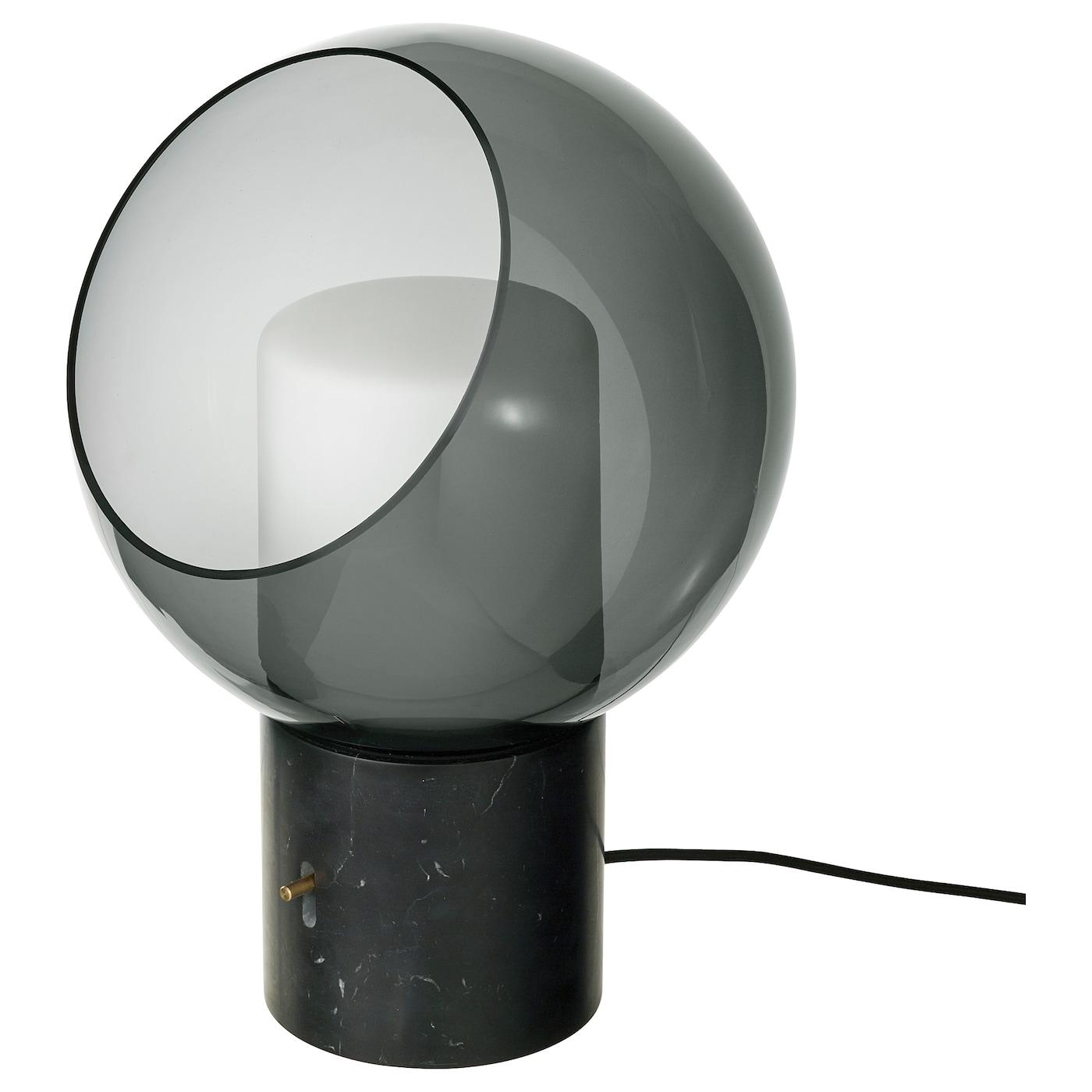 EVEDAL marble grey, globe grey globe