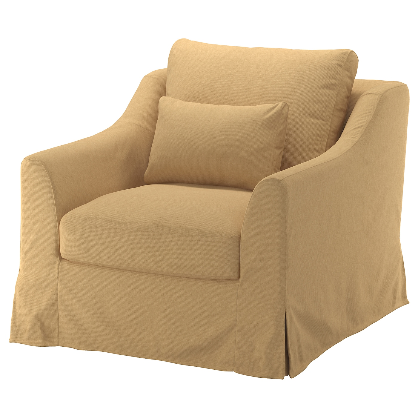 Ikea färlöv armchair the cover is easy to keep clean as it is removable and can