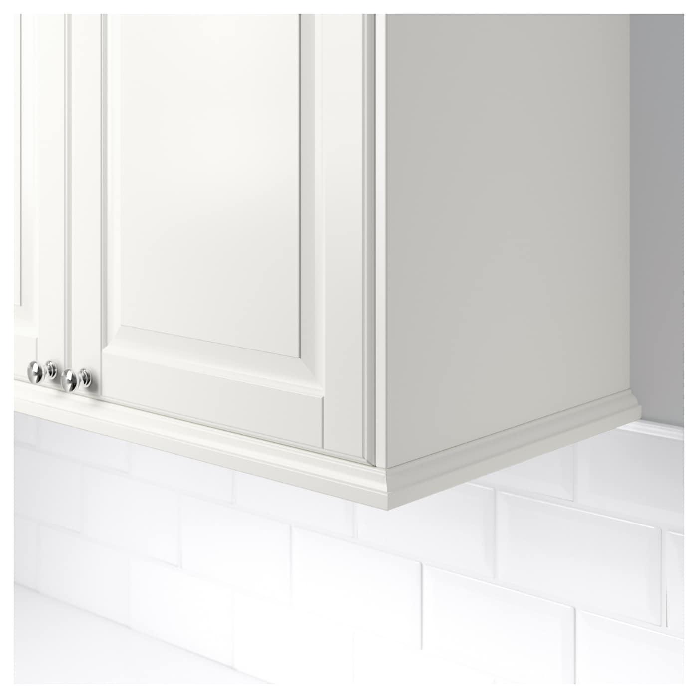 f rb ttra contoured deco strip moulding off white 221x6 cm. Black Bedroom Furniture Sets. Home Design Ideas