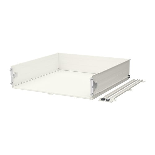 IKEA FÖRVARA drawer, medium 10-year guarantee. Smooth-running drawer with drawer stop.