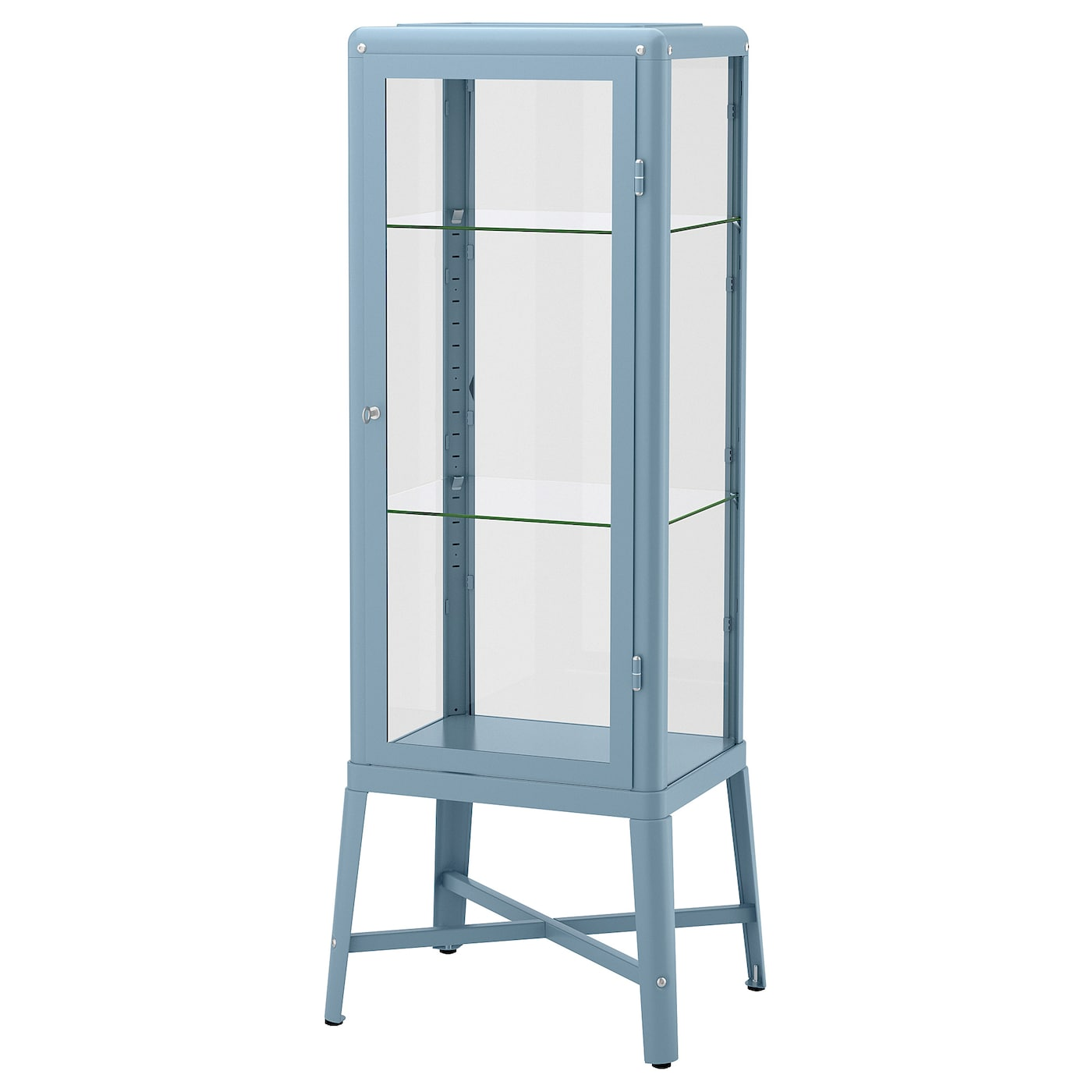 Ikea FabrikÖr Glass Door Cabinet