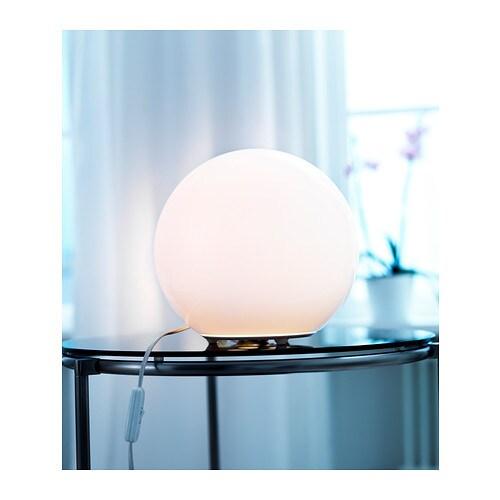 fado table lamp white ikea ForIkea Orb Light