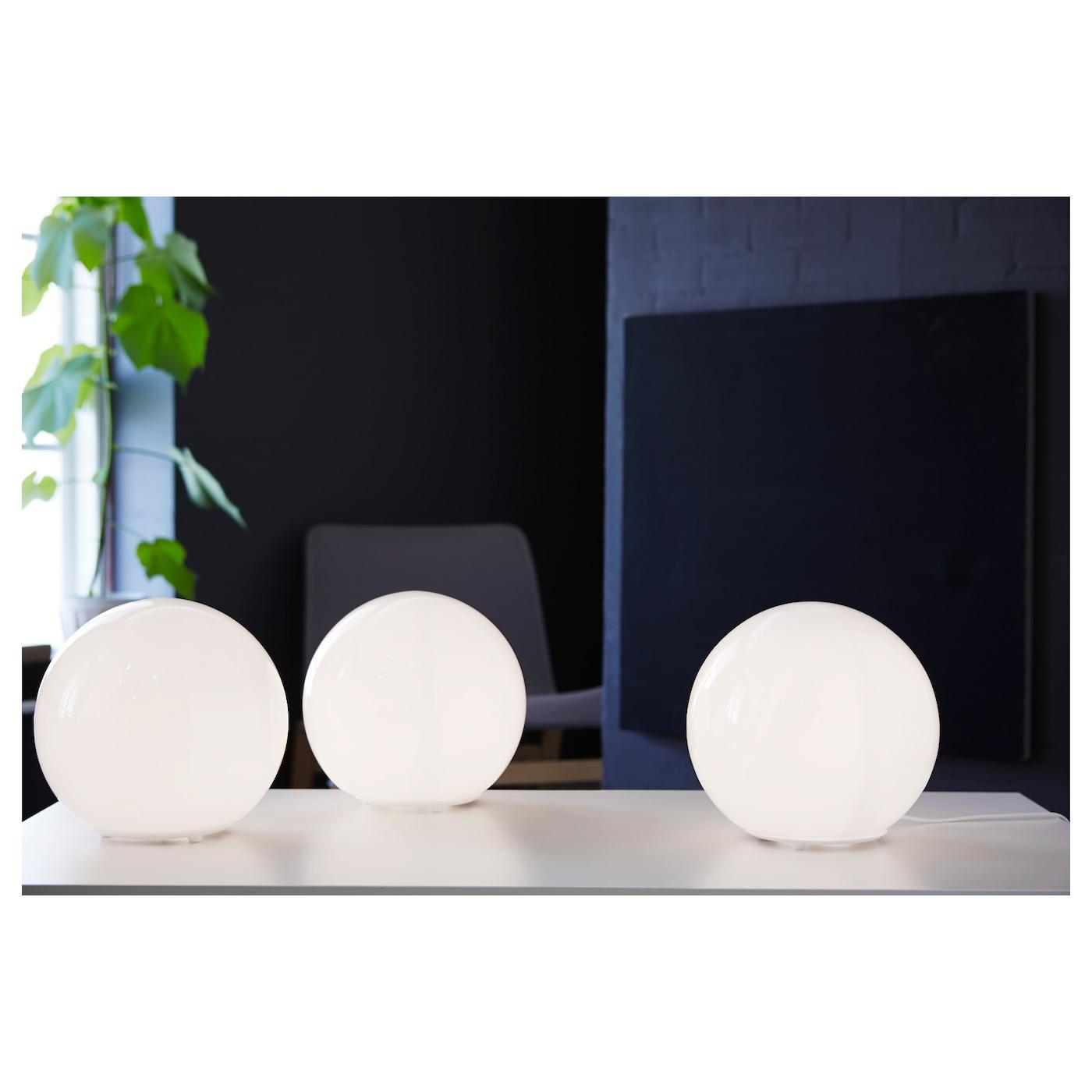 Fado table lamp white ikea ikea fado table lamp creates a soft cosy mood light in your room geotapseo Gallery