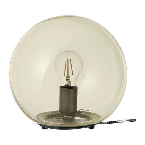fado table lamp yellow ikea. Black Bedroom Furniture Sets. Home Design Ideas