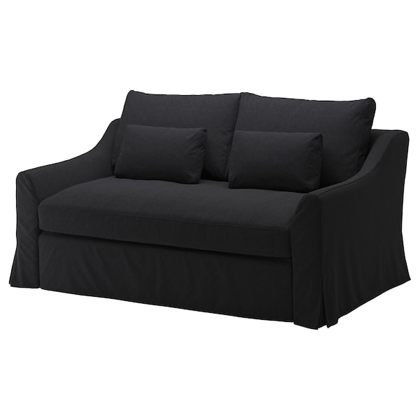Strange 2 Seat Sofa Bed Farlov Tallmyra Dark Grey Short Links Chair Design For Home Short Linksinfo