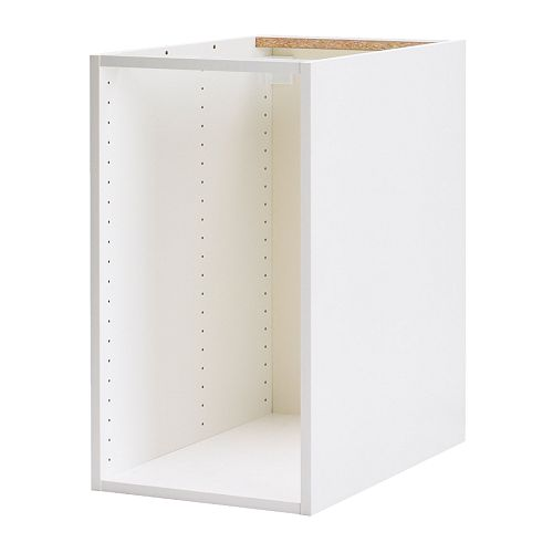 FAKTUM Base cabinet frame IKEA Sturdy frame construction, 18 mm thick.