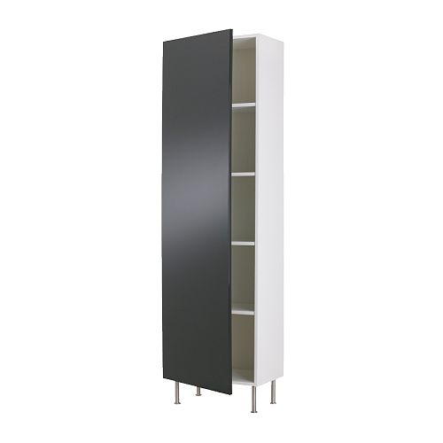 FAKTUM High cabinet with shelves IKEA 25 year guarantee.   Read about the terms in the guarantee brochure.